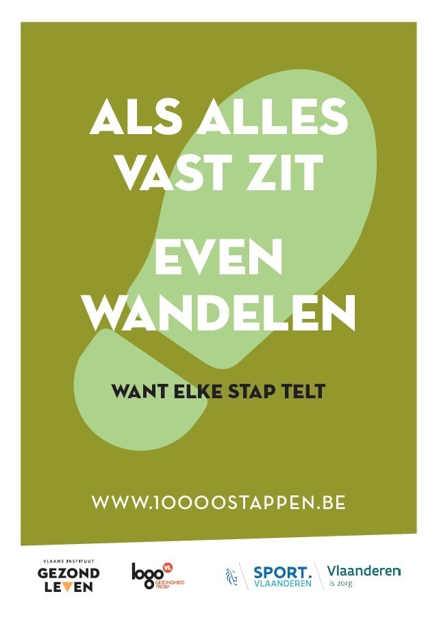 10 000 stappen campagne